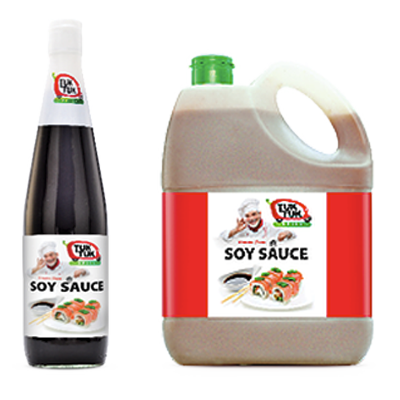 Soy Sauce *LOW SODIUM